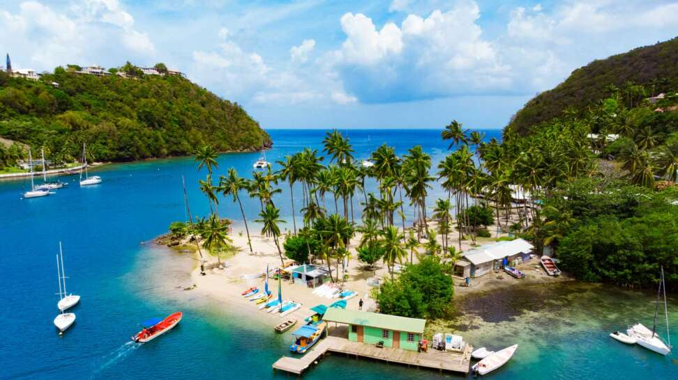 St Lucia citizenship by investment