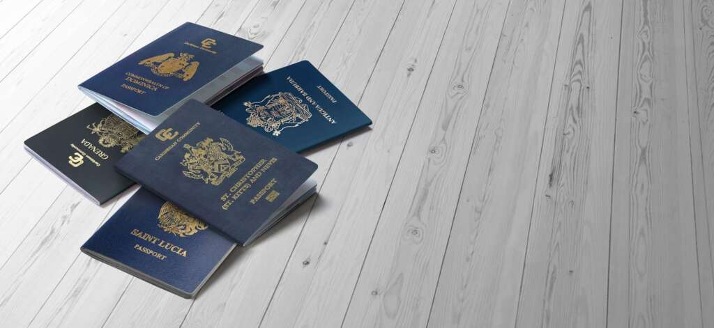Saint Lucia second passport