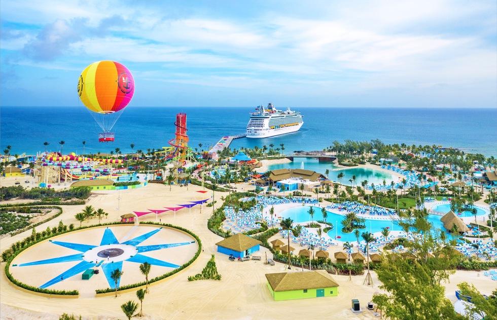 Best megaresort caribbean cruises
